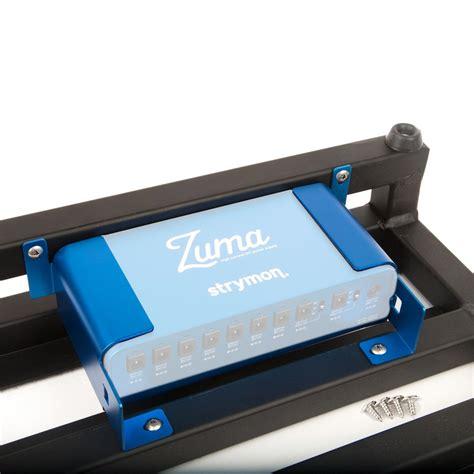 Strymon Giveaway - strymon zuma mounting kit for pedaltrain chicago music exchange