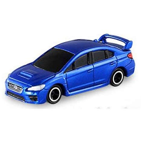 Terbaru Tomica 112 Subaru Wrx Sti Type S Blue Diecast Mobil biccamera tomy tomica no 112 subaru wrx sti type s box mail order