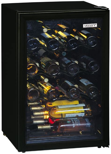 magic chef wine cooler magic chef 52 bottle wine cooler black the home canada