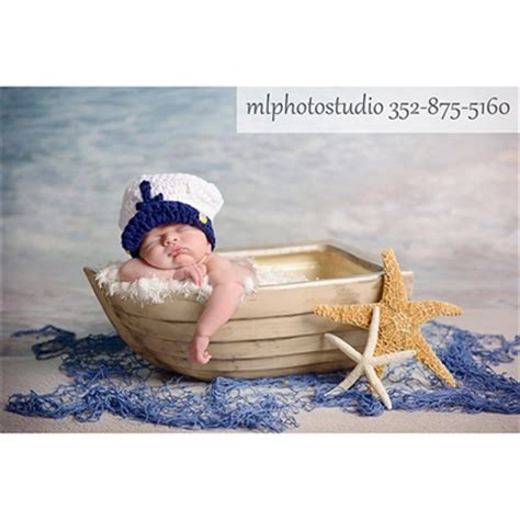 boat props for plays sea captain crochet hat backdrop express