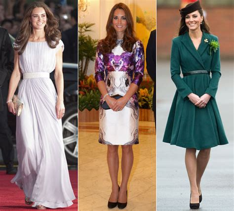 Kate Middleton Wardrobe by Kate Middleton Voted Best Dressed