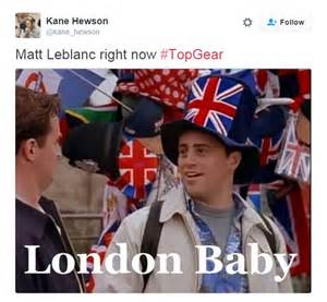 London Meme - matt leblanc s top gear role to attract women and us