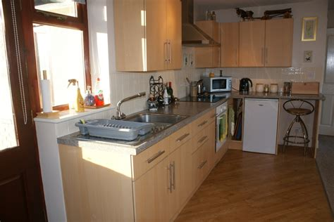 The Annex Kitchen by Self Catering Accommodation Orchard Side Bed And Breakfast