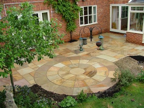 Patio Garden Designs Paving Gallery C G Paving Patio Services Melksham