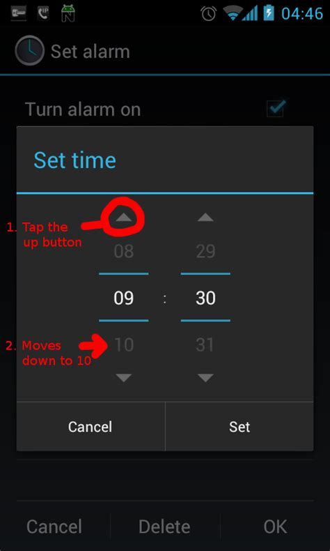 android alarm android alarm ui jethro carr