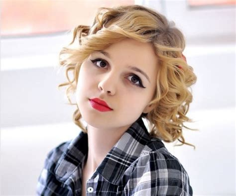 different hair styles for short curly hair in tamil short hairstyles for round faces circletrest
