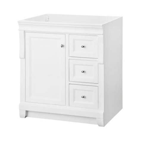 foremost naples             vanity cabinet   white nawad