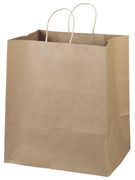 Paper Bag pap002 kraft paper bag v ten marketing sdn bhd