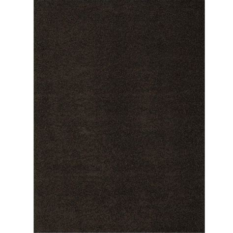 unbranded domino black 8 ft x 11 ft area rug 1300 8x10