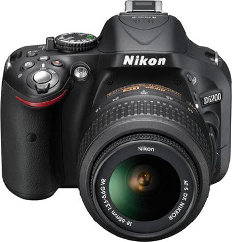 Dan Spec Kamera Nikon D5100 generasi muda perbandingan fitur canon 650d dan nikon d5200