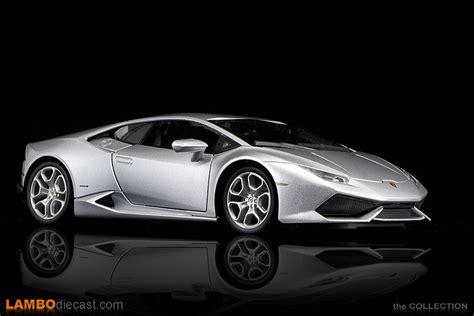 Lamborghini Silver White bburago 1 18 lamborghini huracan in silver metallic
