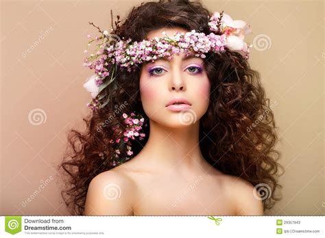 Softlens X2 Diary Terlaris purity freshness attractive charming with frizzy hairs stock photos image
