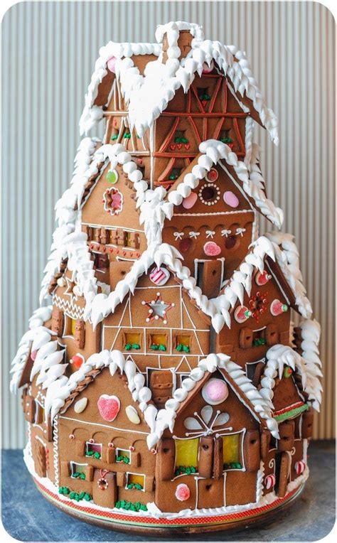 Gallery A Gingerbread House In 15 Incredible Gingerbread Houses That I M Never Going To