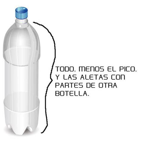 como se ase un burro con botella animales con botellas de plastico taringa