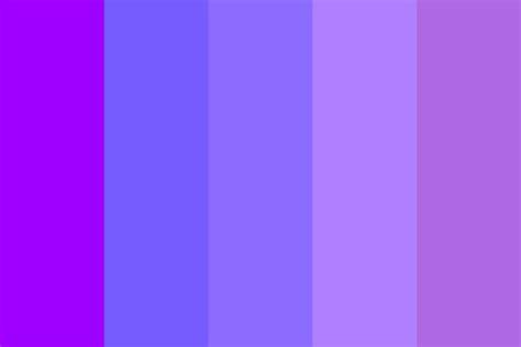 what is ultraviolet light ultraviolet lights color palette