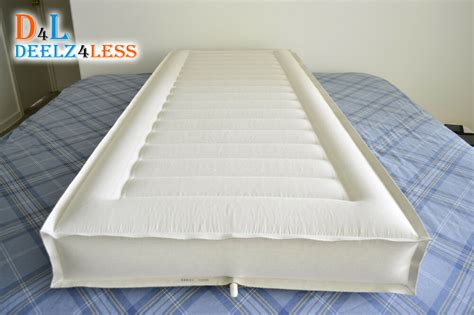 select comfort sleep number queen air bed chamber dual