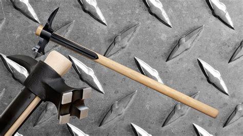 cold steel hammer cold steel 2014 war hammer spike in