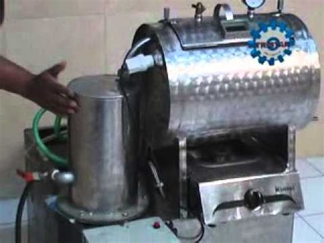Mesin Vacuum Fryer stainless steel auto frying machine doovi