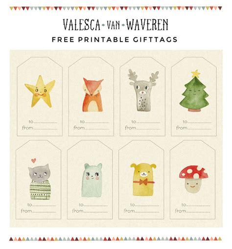 printable christmas gift tags pdf free printable gift tags valesca van waveren art