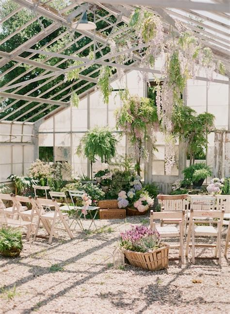 farm inspiration   greenhouse wedding » i love farm weddings