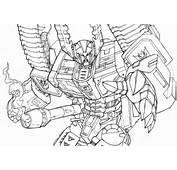 Coloriage A Imprimer Transformers Laser Fumant Gratuit Et Colorier