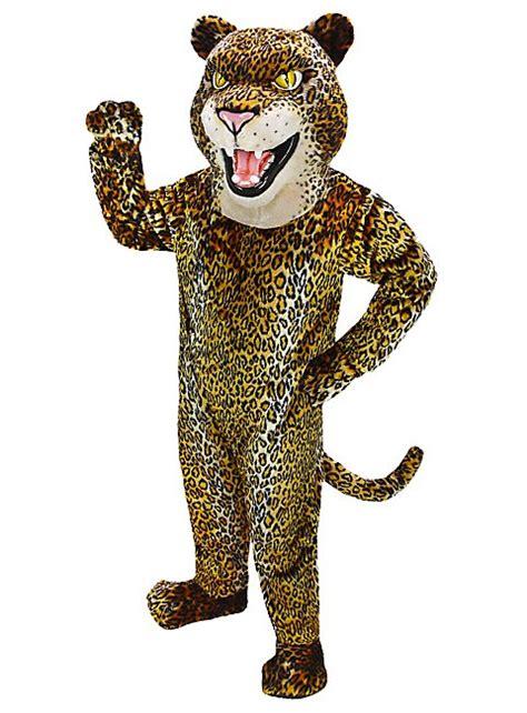 jaguar costume fierce jaguar mascot