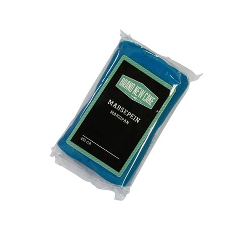 Tawas 250gr 250gram 250 Gr Gram brandnewcake marsepein blauw 1 3 250 gr brand new cake