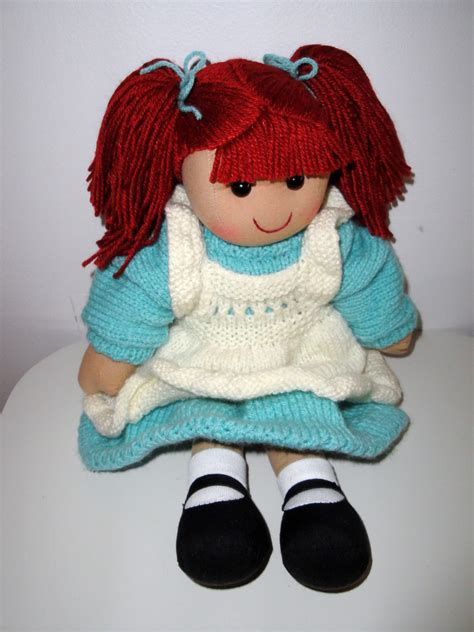 knitting patterns for rag dolls chiwaluv amigurumi critters cloth doll
