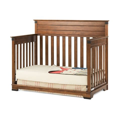bed crib redmond 4 in 1 convertible crib child craft