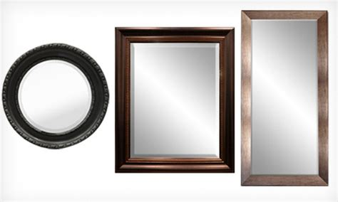 up to 86 sheffield home modern mirrors groupon