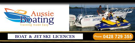 jet ski and boat license boat licence jet ski licence boat and jet ski licences
