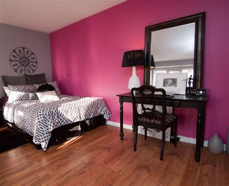 Pink And Black Rooms by Pink And Black Bedrooms Panda S House