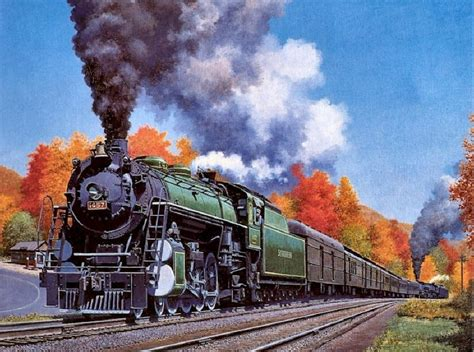 painting trains southern steam trains photo gallery