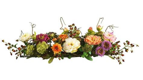 Silk Flower Arrangements by Top 20 Best Artificial Wedding Centerpieces Bouquets