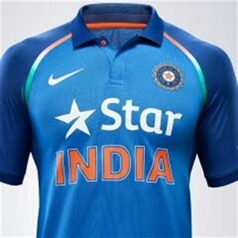 design jersey online india what is special about the indian cricket team jersey