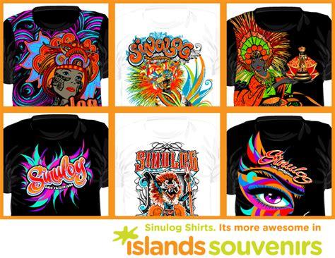 art design souvenirs islands souvenirs sinulog 2012 shirts 01 by nadzinadz on