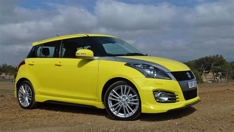 suzuki swift sport review caradvice
