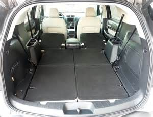 Rear Cargo Mat For 2016 Ford Explorer Test Drive 2016 Ford Explorer Platinum The Daily Drive