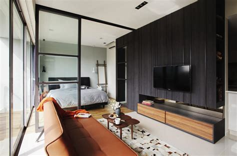 5 stylish open concept homes that make use of glass panels