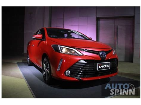 Toyota Vios Thailand Price 2017 Toyota Vios Facelift Launched In Thailand 4