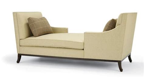 double ended chaise michael berman limited double duty furniture