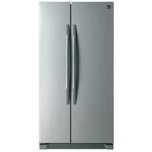 American Fridge Freezer Daewoo Daewoo Frau20ici American Style Fridge Freezer Non Water