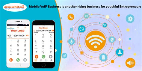 voip mobile mobile voip business is another rising business for