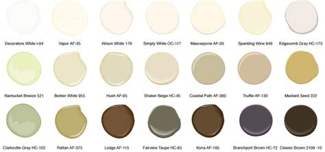 neutral wall colors b