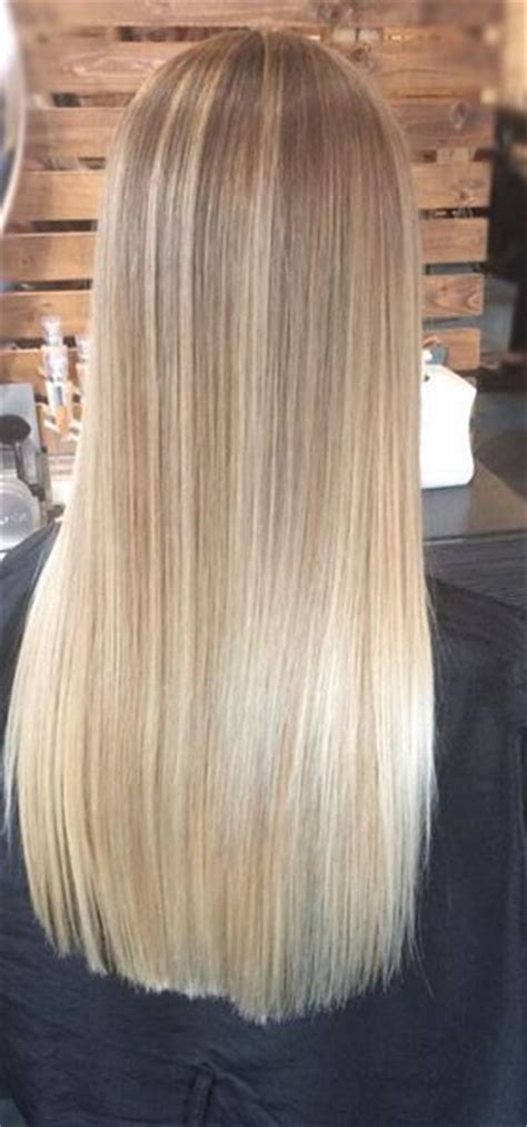 pictures of blonde highlights on natural hair n african american women 25 best ideas about blonde straight hair on pinterest