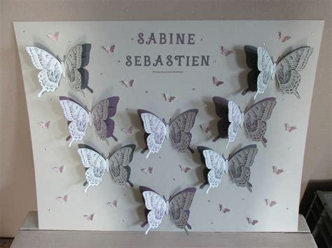 plan de table papillon tableau plan de table des cartes et du scrap avec carine