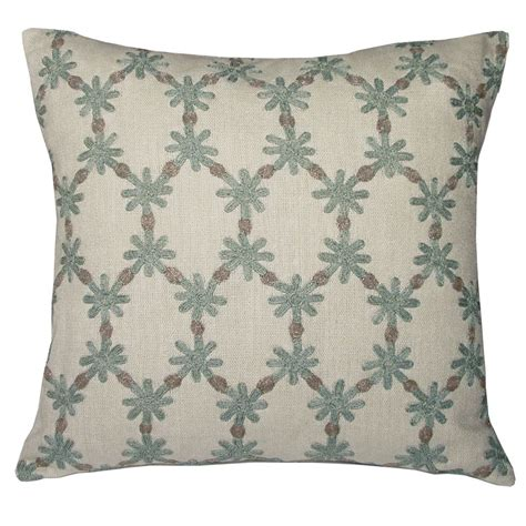 Kevin O Brien Pillows by Kevin O Brien Studio Ditsy Flower Dec Pillow