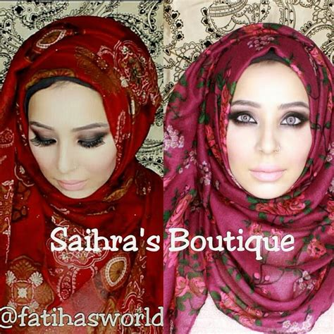 tutorial hijab emoshe boutique hijab review with tutorials saihra s boutique by