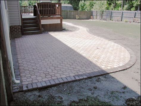Pavers Patio Design Hton Roads Custom Patio Builders Paver Firepits