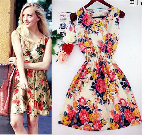 chiffon hairstyles chiffon floral print dress 25 styles shop chainz